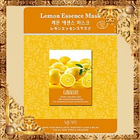 Тканевая маска лимон Lemon Essence Mask