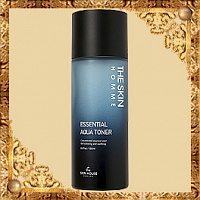 Тонер для мужской кожи Homme Essential Aqua Toner The Skin House