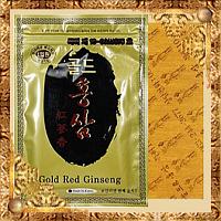 Усиленный пластырь с красным женьшенем - 20 пластин (Ю. Корея)
