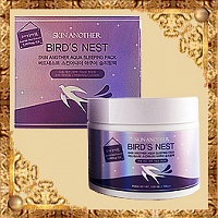 Ночная маска Skin Another Birds Nest Aqua Sleeping Pack FarmStay