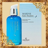 Эмульсия для лица Marine Active Emulsion The Skin House