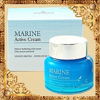 Крем для лица Marine Active Cream The Skin House