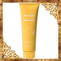 Шампунь для волос МАНГО Pedison Institute-Beaute Mango Rich Protein Hair Shampoo, 100 мл