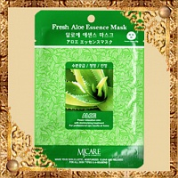 Тканевая маска Fresh Aloe Essence Mask алоэ вера