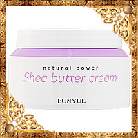Крем для лица с маслом ши Eunyul Natural Power Shea Butter Cream