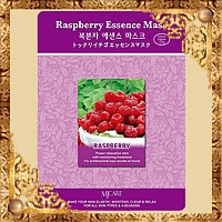 Тканевая маска малина Raspberry Essence Mask