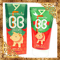 Увлажняющий BB крем для лица Elizavecca Milky Piggy BB Cream