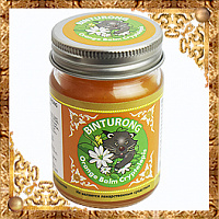 Бальзам с криптолеписом Binturong Orange Balm Cryptolepis