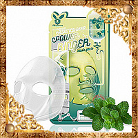 Маска для лица Центелла Elizavecca Centella Asiatica Deep Power Ringer Mask Pack