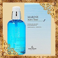 Тоник для лица Marine Active Toner The Skin House