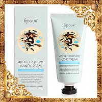 Крем для рук c экстрактом белого хлопка Epoux Wicked White Cotton Perfume Hand Cream